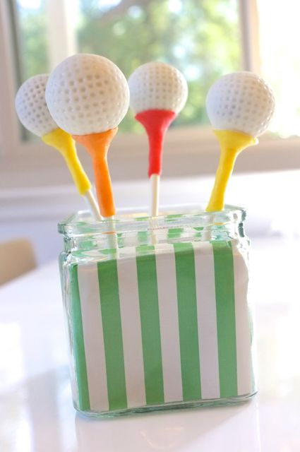 golf ball cake pops 22