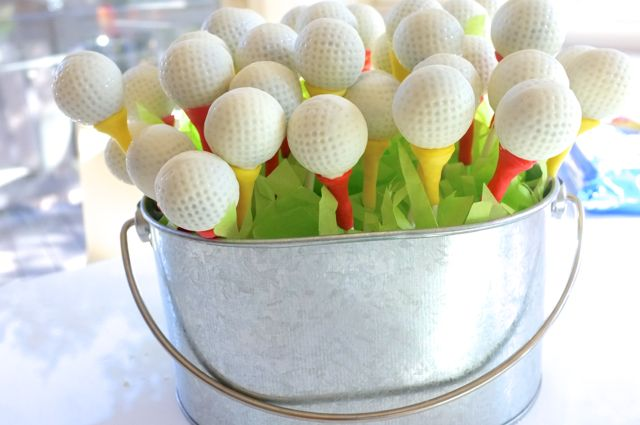 golf ball cake pops 25